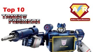 Top 10 Greatest Transformers Toys