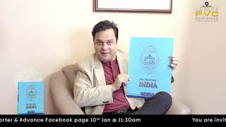 Mr Mahesh Thakur, Indian Film & Television Actor,invites you all at the virtual launch of Advance PVC laminate