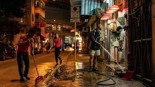 Virus Is Hitting Hong Kong Hard, SME Committee Says