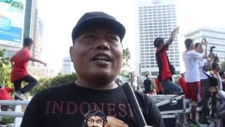 Reog Ponorogo Unjuk Aksi di Car Free Day - Jurnalistik TV