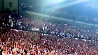 142 decibels world record -My team Besiktas ! :)