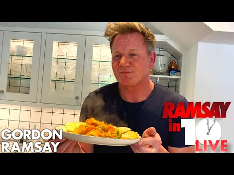 Hunger: Gordon Ramsay Shows How To Make An Easy Curry At Home