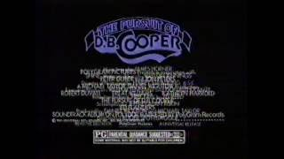 The Pursuit of D.B. Cooper (1981) Video