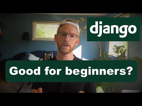 Is Django A Good Choice For A Beginner In 2021? thumbnail
