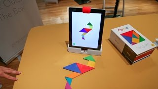Hands-on with the Osmo game system for the iPad