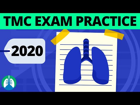 Best TMC Practice Questions for 2020 | Respiratory Therapy Zone ...