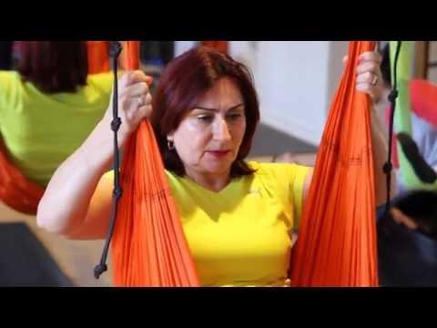 Alumna pilates Sandra del Río: Patricia Gallegos
