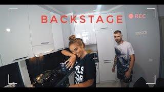 РЕПОРТАЖ: со съемок клипа Sasha Mad feat. Ksenia - Ошибка (2018)