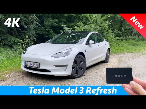 Tesla Model 3 2021 Refresh - FULL In-depth REVIEW in 4K | Exterior - Interior (Q2 all changes!) 🔥