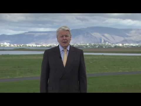 Inspired by Iceland: Olafur Ragnar Grimsson