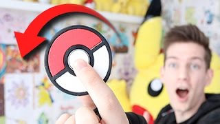 *RARE* Pokemon Fidget Spinner by Unlisted Leaf