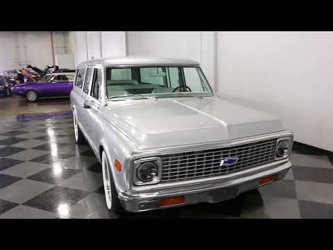 Video of '71 Suburban - MOA7