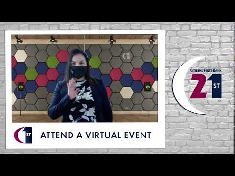 ATTEND A VIRTUAL EVENT