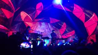 Animal Collective - Bluish Live in Boston 3/7/13 *LIVE DEBUT* [Clip]