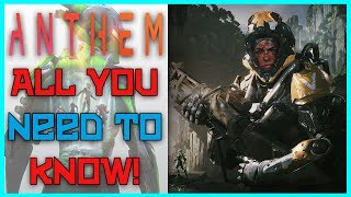 Anthem's Demo Is Different From Main Game - ALL YOU NEED TO KNOW!