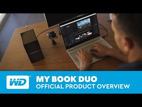 WD My Book Duo (8TB)
