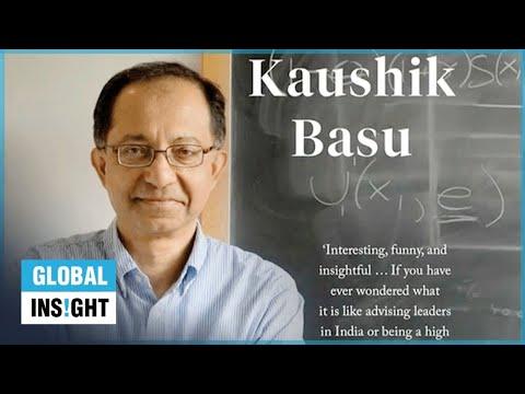World's leading economist Kaushik Basu discusses better future