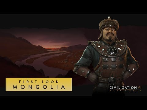 Civilization VI: Rise and Fall – First Look: Mongolia thumbnail