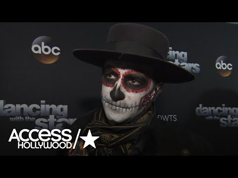 'DWTS': Mark Ballas On Lindsey Stirling Dancing With Her Injury | Access Hollywood