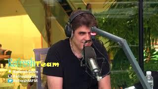 حمود ناصر والموزع عمار البني في برنامج ٨ نجوم مع علي نجم تحميل MP3