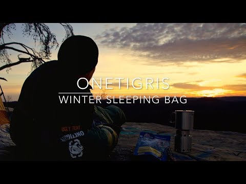 OneTigris Winter Sleeping Bag
