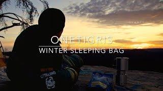 OneTigris Winter Sleeping Bag