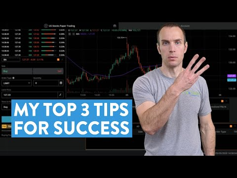 , title : 'How to Practice Trading: My Top 3 Tips For Success