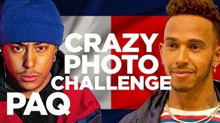 Tommy Hilfiger Photo Challenge Ft. Lewis Hamilton | PAQ Ep #73 | A Show About Streetwear And Fashion
