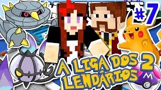 A Liga dos Lendários 2 - SHINY PIKACHU! CHANDELURE!! (c/ Miss) - #7 - Pixelmon Minecraft