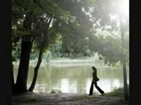 Comme si de rien n'était - Nouvel album Carla Bruni-Sarkozy