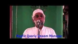 preview picture of video 'Lecon depi rites Hajj - Jum'ah Par Qaariy Mansoor - 12.10.12/1433H'