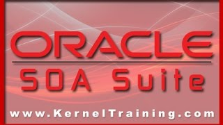 Oracle SOA Suite Introduction Video Tutorial For Beginners