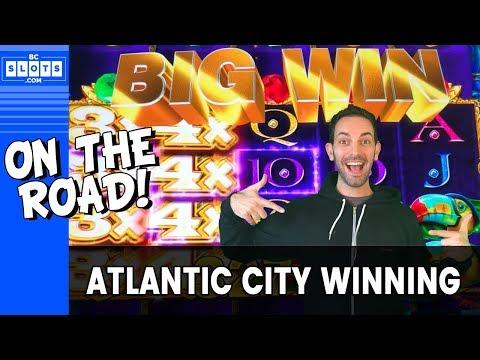 🎰 Atlantic City WINNING 🐋 Big Win 🐋 w/ ➡️ Fast Cash 💵 ✦ BCSlots