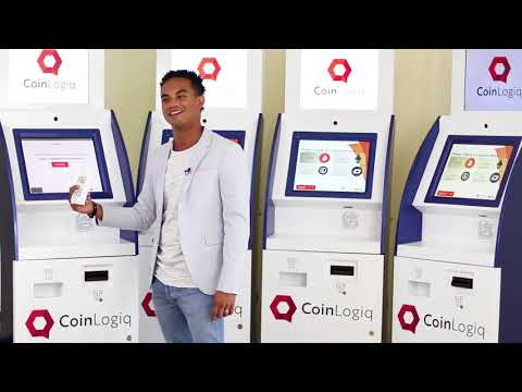 Bitcoin ATM CoinLogiq video