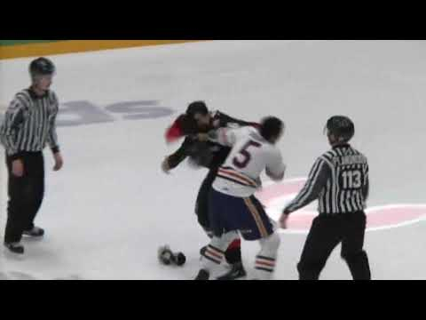 Austin Crossley vs. Montana Onyebuchi