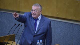 Жириновский: Масоны 300 лет нас мучают