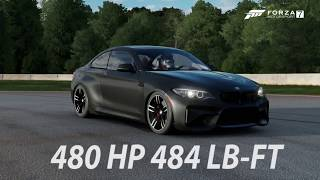 Forza Motorsports 7 500HP Chevy SS vs 480HP BMW M2