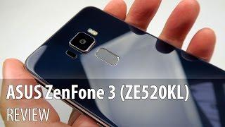 ASUS ZenFone 3 ZE520KL Review în Limba Română (5,2 inch, 4GB RAM, 64GB stocare) - Mobilissimo.ro