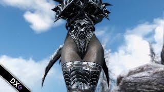 Daedric Reaper Armor (Skyrim MOD)