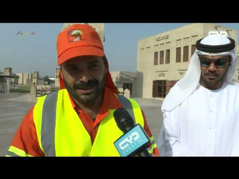 الموارد البشرية الاتحادية تنظم حملة 'شتاهم دافي' للأيدي العاملة في دبي لترسيخ عمل الخير