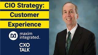 Customer Experience and Digital Transformation (CXOTalk)