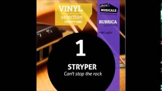 Stryper  Can't stop the rock