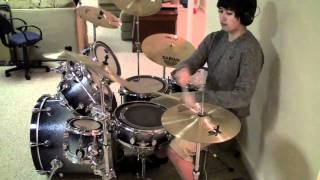 Down, Down, Down to Mephisto's Cafe - Streetlight Manifesto (Drum Cover)