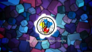 The Chainsmokers ft  Zayn Malik - I Can Fly