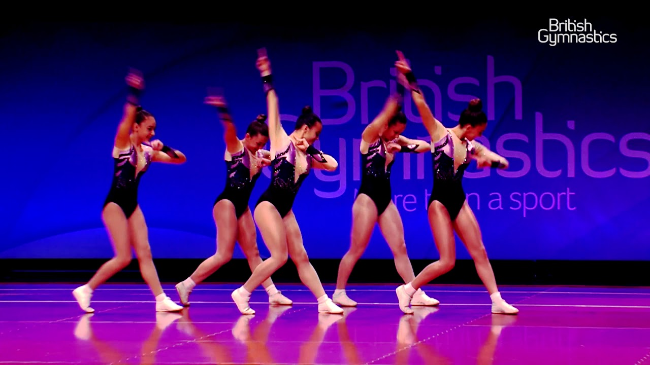 2018 Aerobic & Rhythmic British Championships tickets on sale