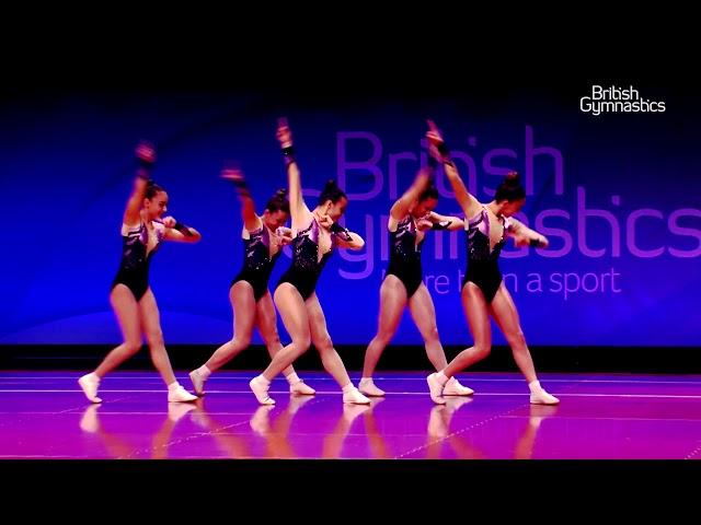 2018 Aerobic & Rhythmic British Championships tickets on sale