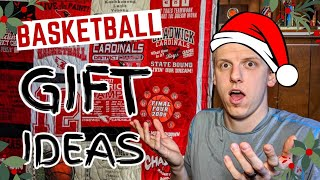 Basketball Gift Ideas (Gifts For Basketball Players)