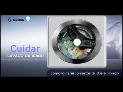 Lavadora-Secadora LG 6 Motion de LG Electronics