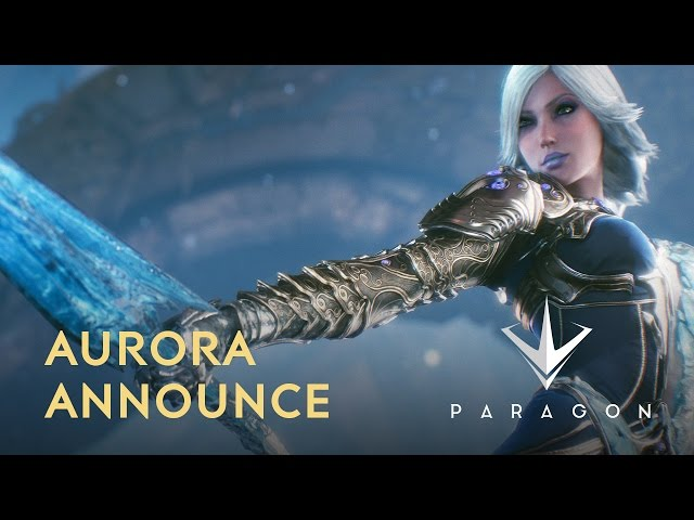 Paragon - Aurora Announce (Available January 31)