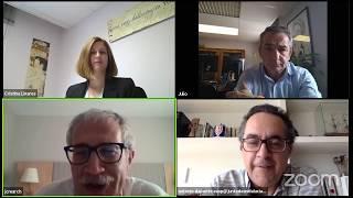 Entrevista Julio Diaz y Cristina Linares con Antonio Daponte